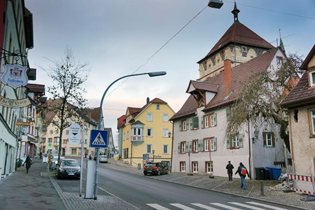 Waldtrostraße