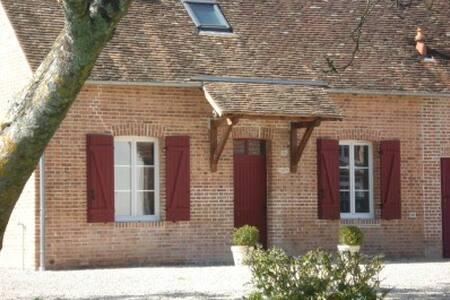 GÎTE DE CHARME SOLOGNOT AU CALME - Chaumont-sur-Tharonne