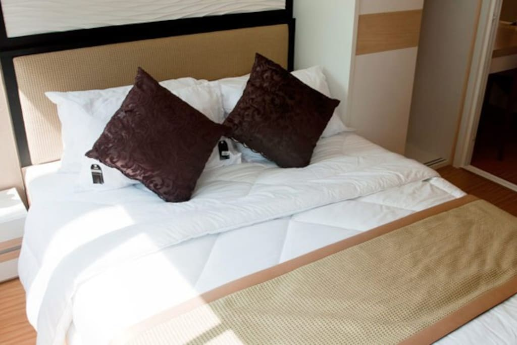 5 fit bed