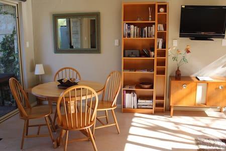 Quiet modern luxury 1br apartment - Lejlighed