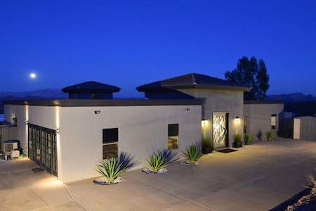 Desert home with views and privacy! - Fountain Hills - Casa