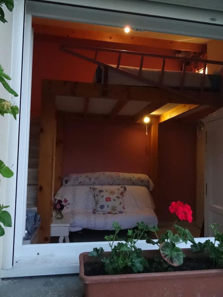Chambre au coeur du vignoble Nantes