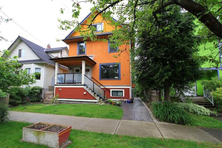 Big Orange House