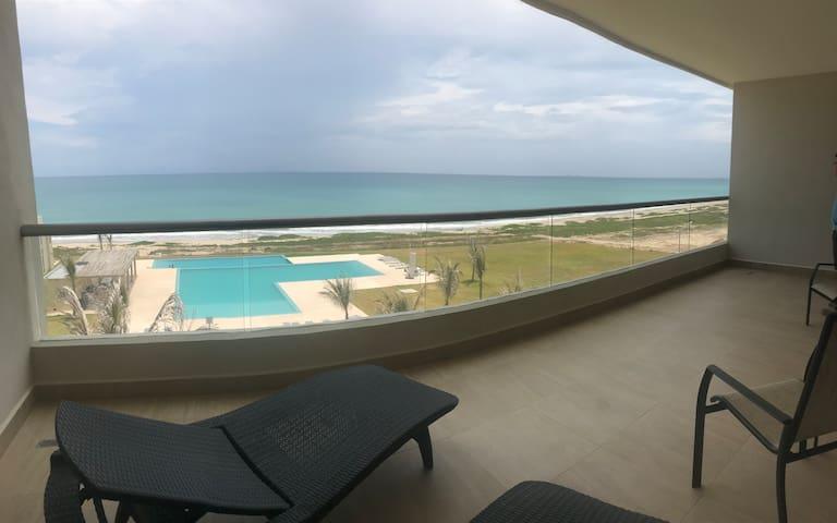 Beach Apartment in Velamar, Tampico