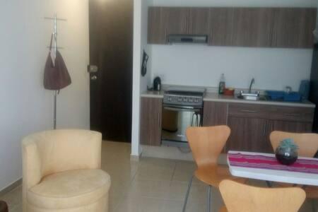 departamento cerca del aeropuerto - Ciutat de Mèxic - Apartament