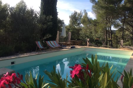 STE VICTOIRE - Beautiful & Charming Villa + Pool - Huis
