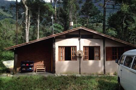 Casa de campo no Vale do Matutu - sul de Minas