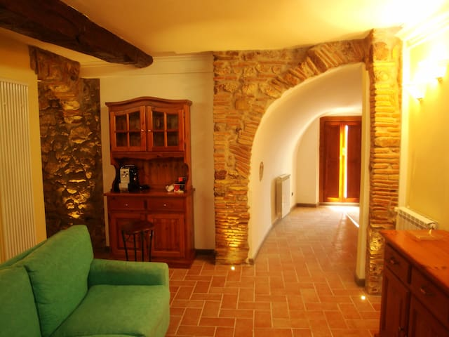 cAsa MarY Holiday Home - Olevano Romano - Huoneisto