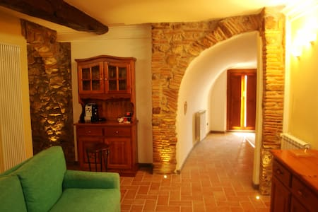 cAsa MarY Holiday Home - Olevano Romano - Appartement