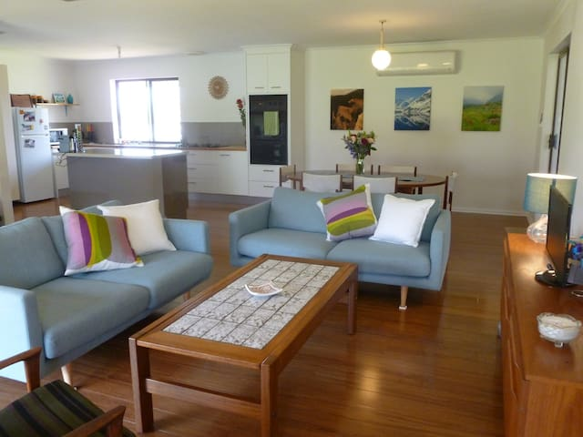 Clean & bright double room near CBD - Blair Athol - Haus