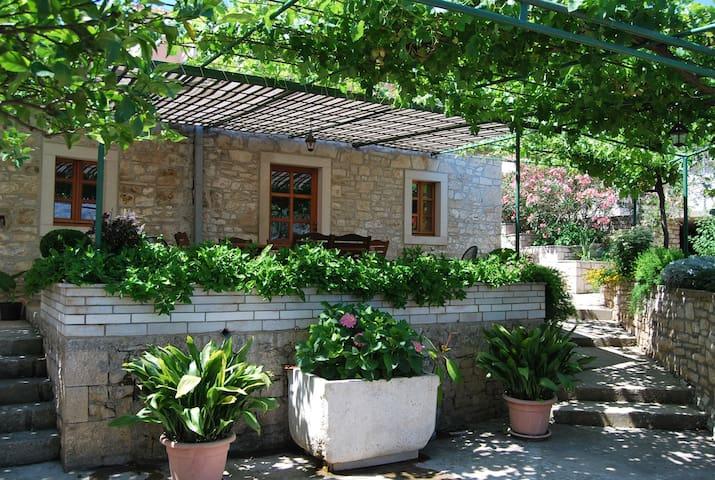 inner courtyard :)