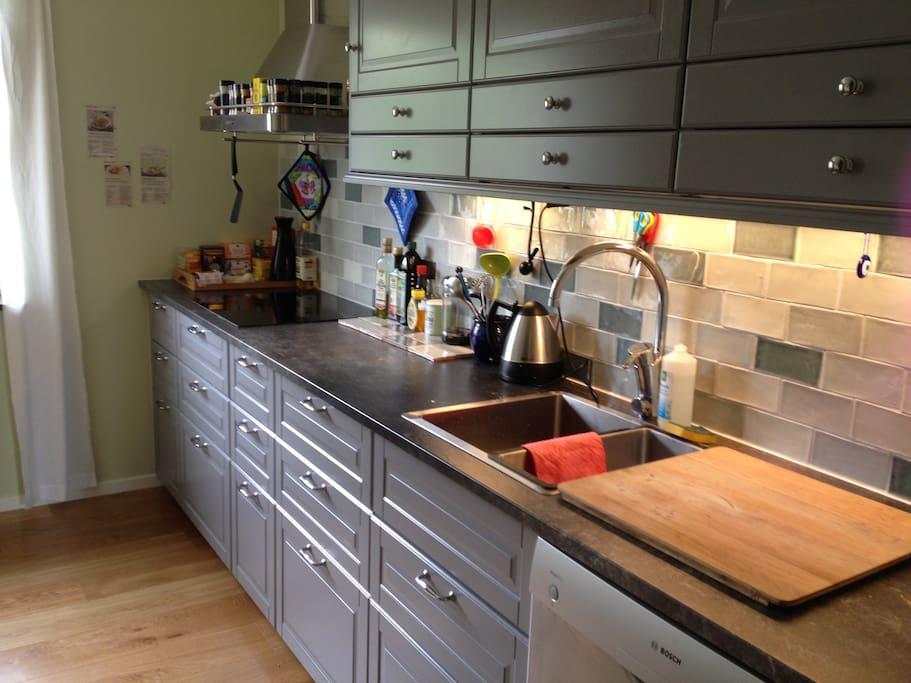 New renovated kitchen