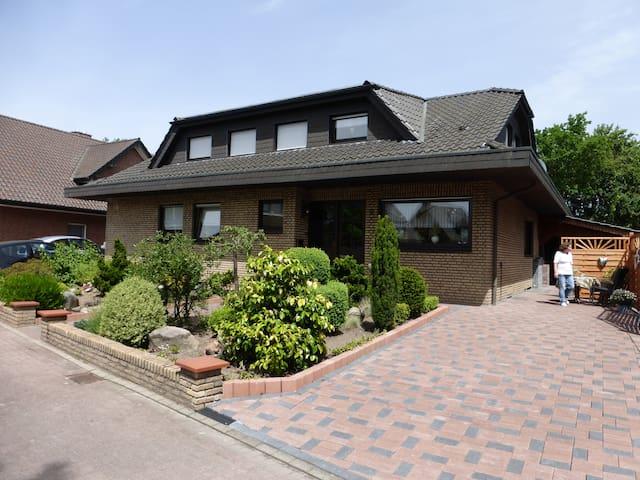 Ferienwohnung Dertmann - Vreden - Daire