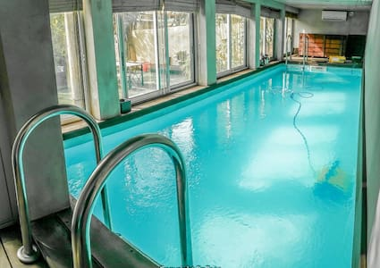 Appartement piscine, hammam & jardin N°2