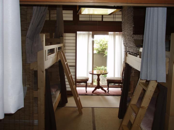 Female dormitory女性専用シェアルーム