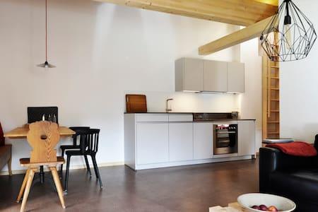 Alpen Apartment Kanderrausch ★★★★★ - Kandersteg - Appartement