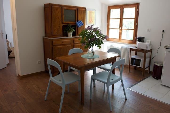 Gite 2 - Valaire - Apartamento