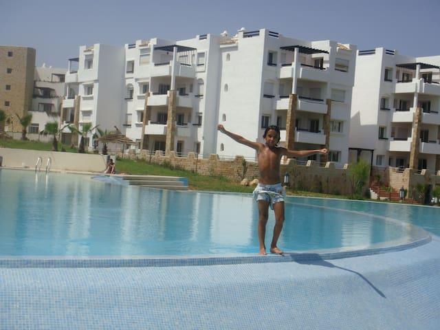 Bel appartement à Playa Del  Pacha - Marina Smir - Byt