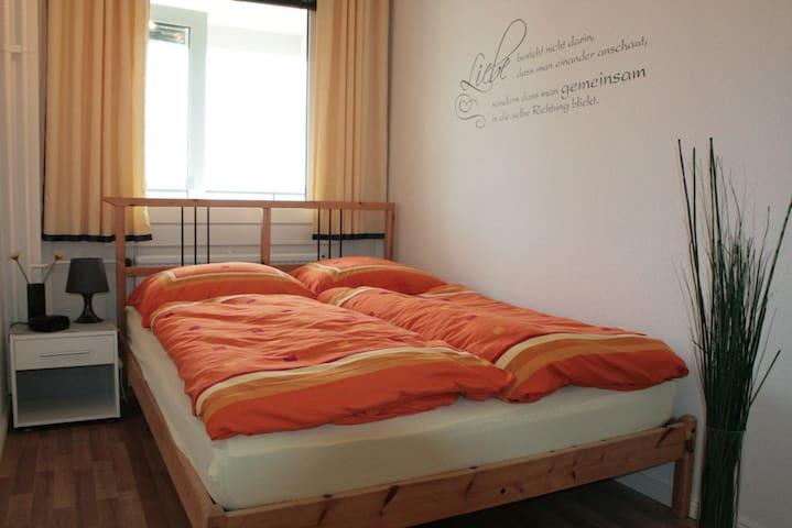 Moderne Ferienwohnung Leuchtturm - Glücksburg - Byt