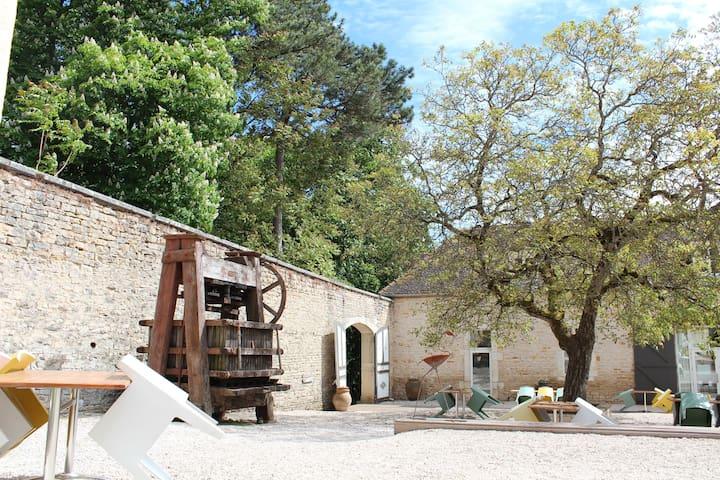Gîte situé entre Beaune et Châlon - Rully - Apartment