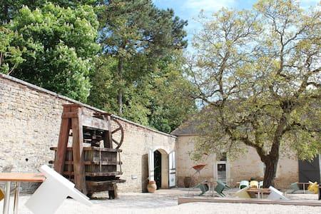 Gîte situé entre Beaune et Châlon - Rully