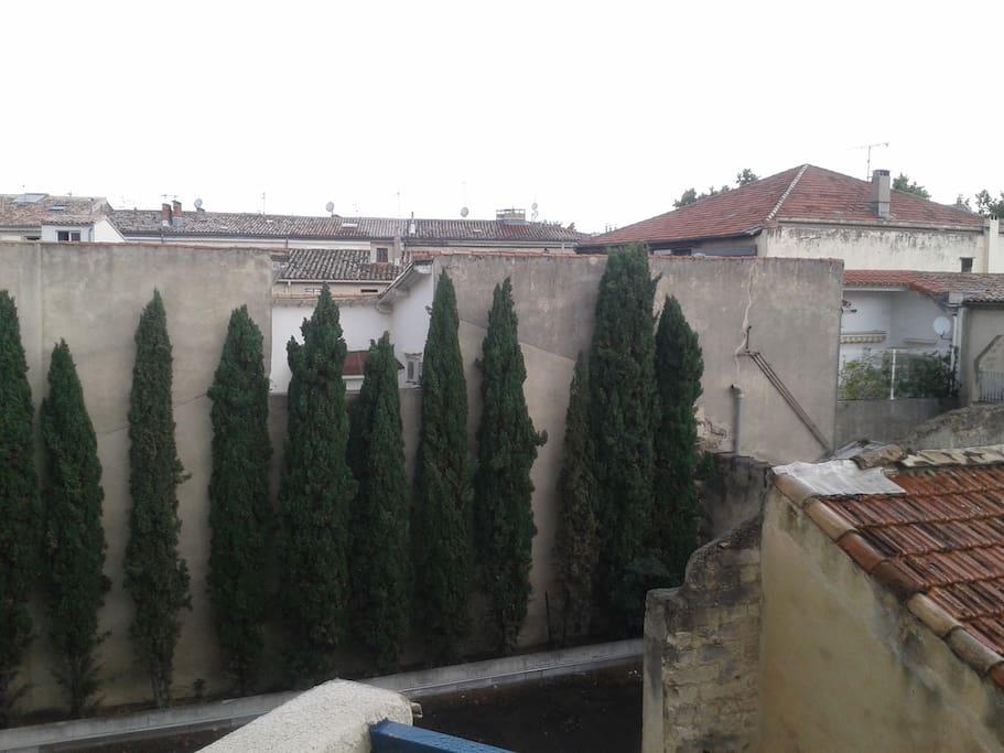 balcon' view