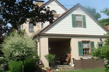 BnB on the Corner - Kittanning - Bed & Breakfast