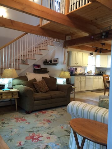 Relax in a beautiful house in Lakes Region Maine - Bridgton - Casa