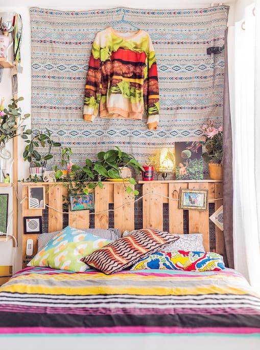 Le lit ultra-confort