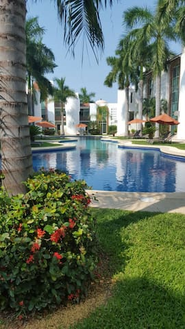 The Perfect Vacations Are In This Luxury Condo - Ixtapa - Apartmen