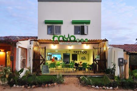 Myo Tattoo Bar Pousada - Vila de Jericoacoara