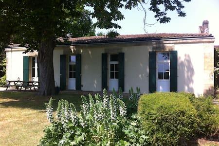 Bellevue - Cubzac-les-Ponts - Haus