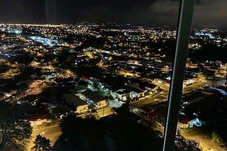Best views in town! Artistic-Spectacular studio.