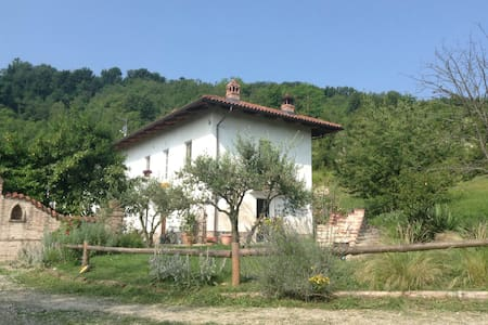 Monferrato farmhouse - Albugnano - Hus