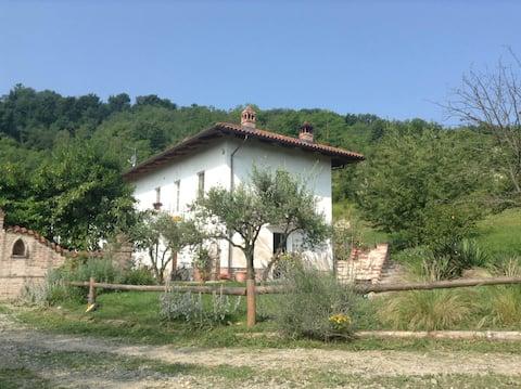 Monferrato farmhouse