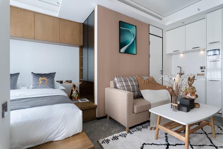 Room『谷芽』万科蛇口公馆兔子公寓