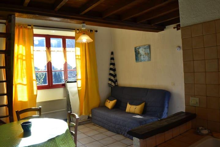 location de gite dans les Cevennes - Saint-Julien-d'Arpaon - Apartemen