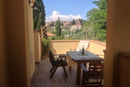 Apartment with View heart Chianti ! - Barberino Val D'Elsa