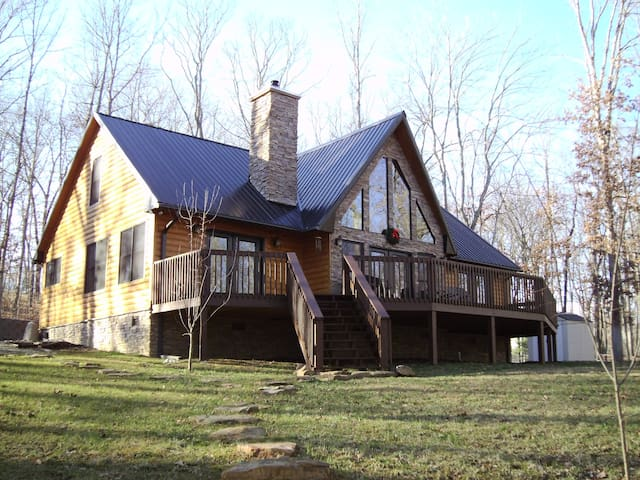 Private Cabin near Fall Creek Falls State Park TN - Dunlap - Maison