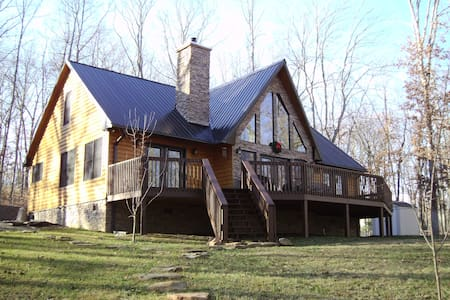 Private Cabin near Fall Creek Falls State Park TN - Dunlap - บ้าน