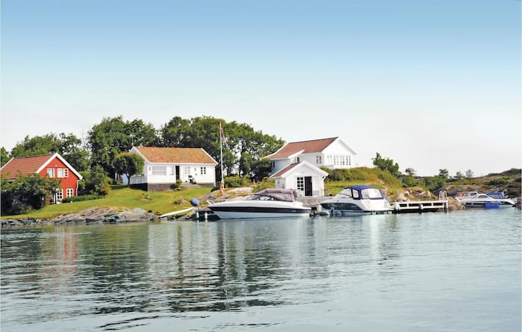 Holiday cottage with 2 bedrooms on 55m² in Flekkerøy