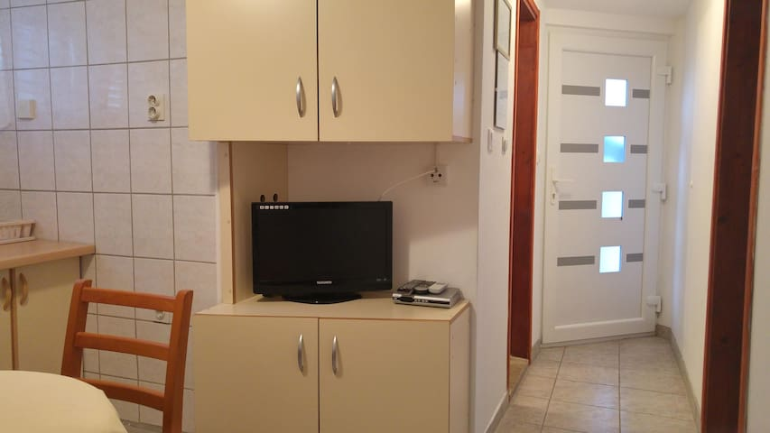 Apartments Vedrana / One bedroom A3 - Dobrinj - Daire