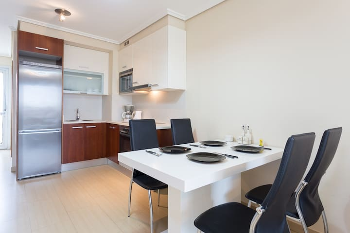 Апартаменты с видом на океан - Гранадилла-де-Абона
