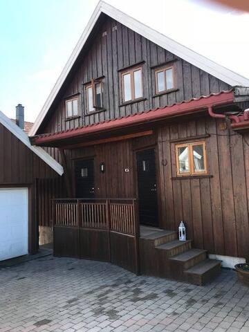 HUS NÆR KRISTIANSAND DYREPARK/ BADEOMRÅDE