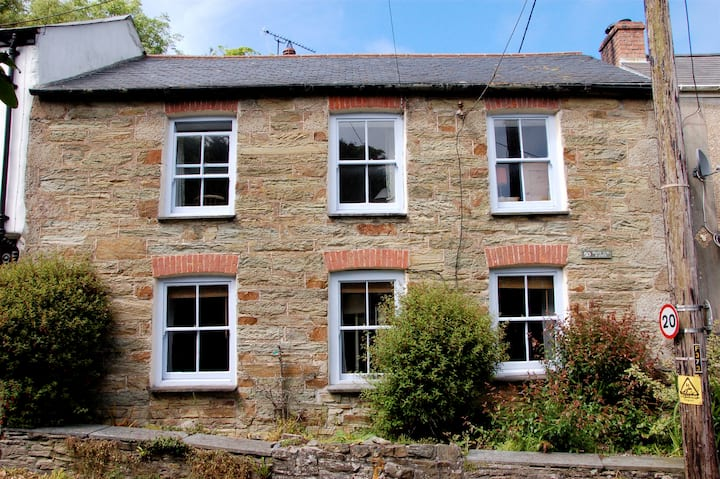Traditional stone holiday cottage
