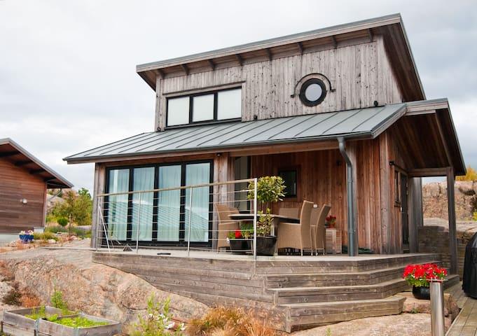 Sveriges finaste boende utsikt! - Bovallstrand - Casa