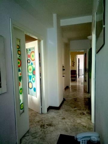 Accogliente appartamento a pochi passi dal centro.