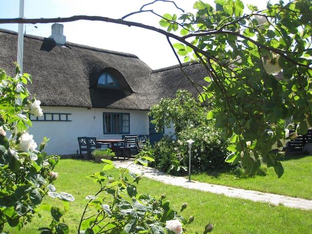 Bondehus i Nationalpark Vadehavet - Bredebro - Rumah