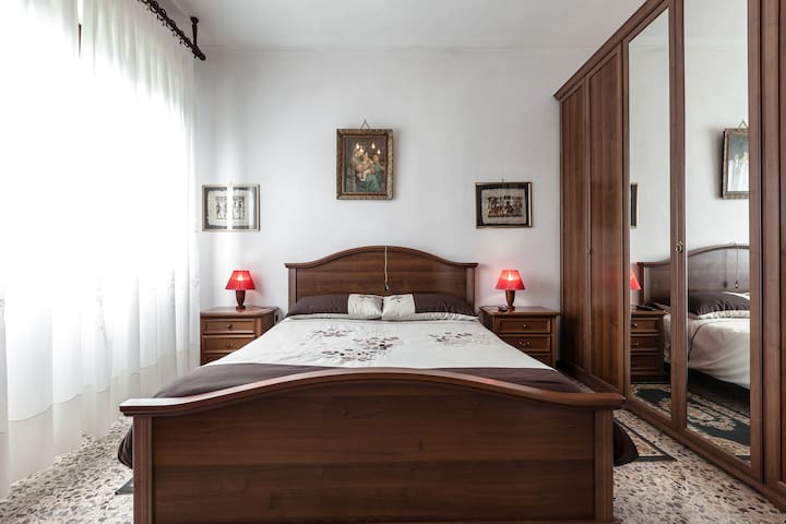 Wohnung im Grunen mit Seeblick - Verbania - Casa