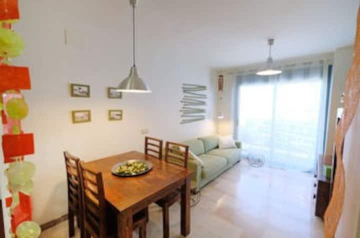 Apartamento en l'Ampolla.Delta Ebro.Residencial SB